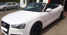 Audi A5 Cabriolet 2.0 TDI 190 S LINE
